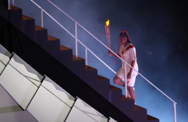 Image: Tokyo 2020 Olympics - The Tokyo 2020 Olympics Opening Ceremony