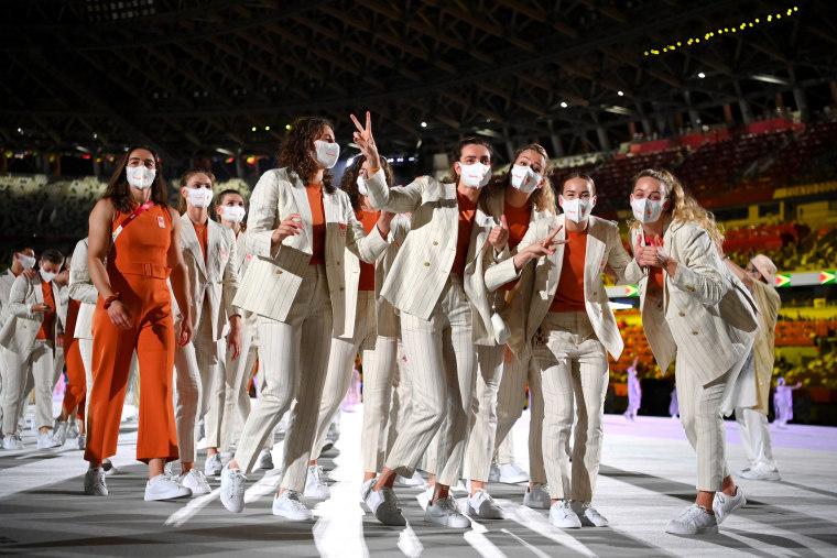 Image: Opening Ceremony - Olympics: Day 0