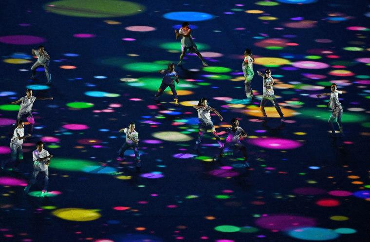 Image: OLY-2020-2021-TOKYO-OPENING