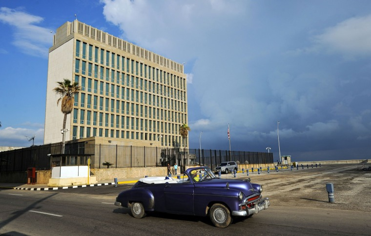 Image: US embassy Cuba