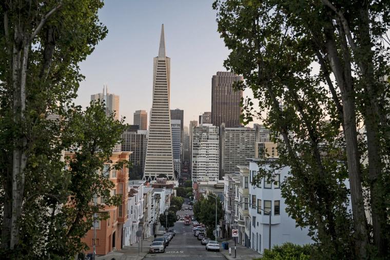 San Francisco's Transamerica Pyramid Sells For $650 Million