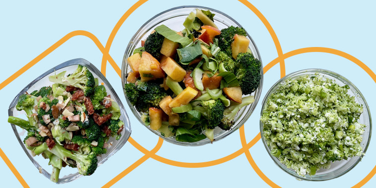 Whether you want something creamy, tangy or charred, we've got a broccoli salad for you.