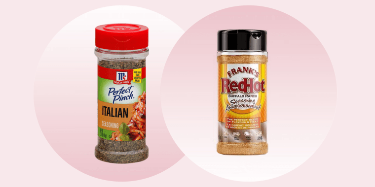 A few popular seasoning products have recently been recalled.