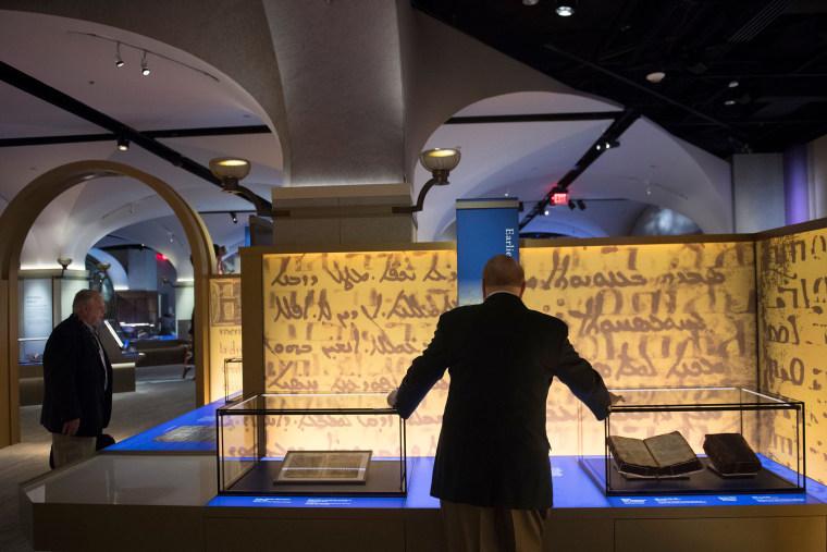 US-RELIGION-MUSEUM