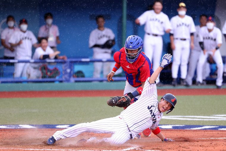 Image: Dominican Republic v Japan
