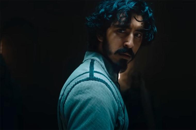 "Image: Dev Patel as Sir Gawain in, \""The Green Knight.\"""