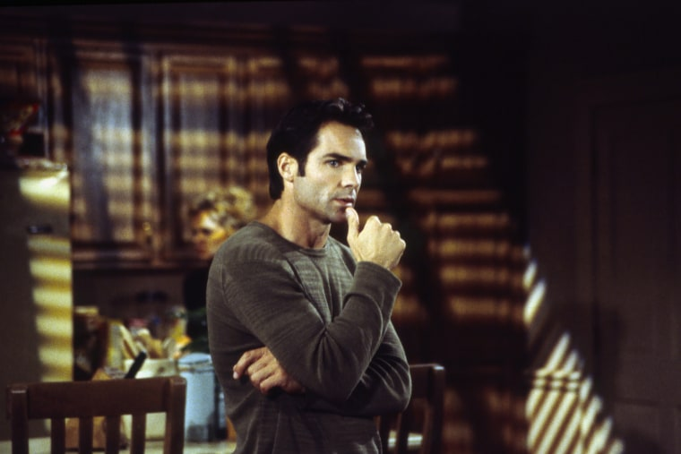 Jay Pickett in a scene from 'Port Charles' in 1998.
