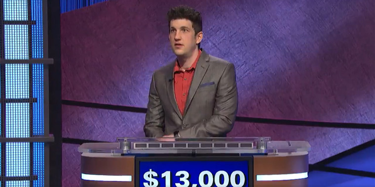 """Matt Amodio has confused a lot of """"Jeopardy!"""" fans with the way he phrases his responses."""