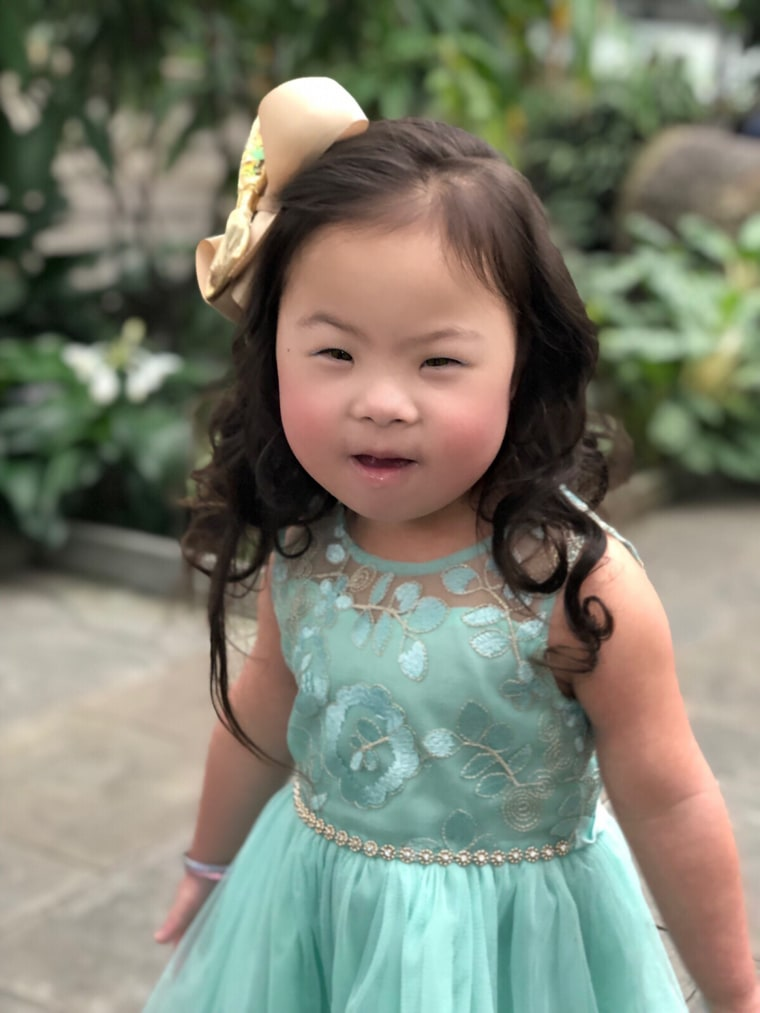Austin Carrigg feels honored that researchers listened to her and investigated the relationship between ketotic hypoglycemia and Down syndrome.
