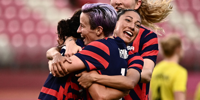 FOOTBALL-OLY-2020-2021-TOKYO-AUS-USA