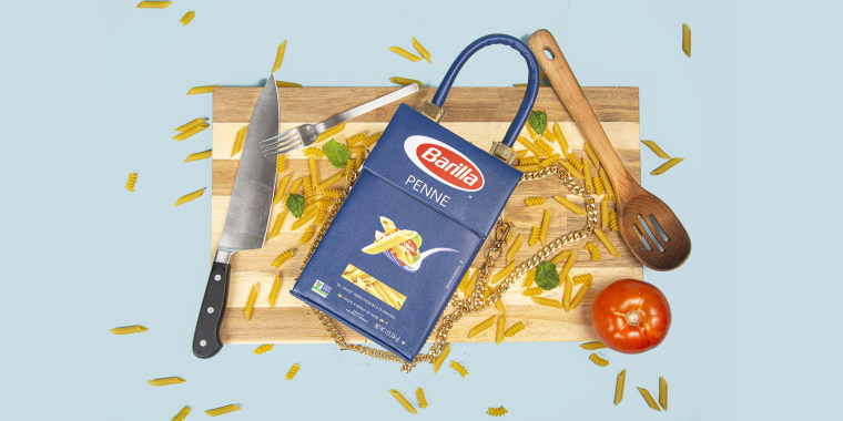 Would you rock a pasta-inspired purse?