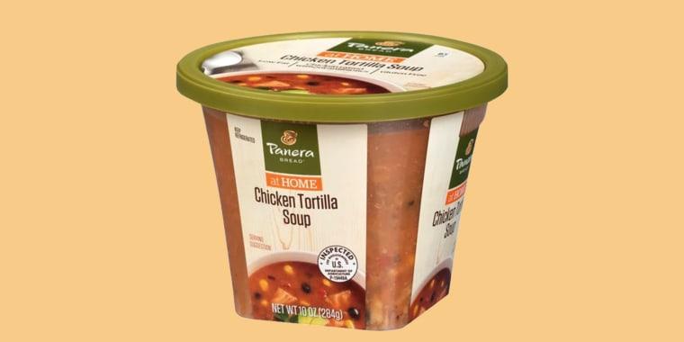 Panera at Home Chicken Tortilla Soup
