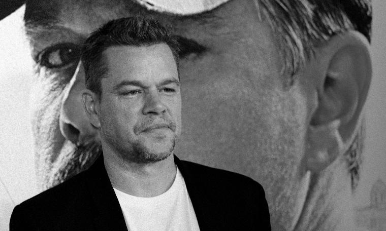 Image: Matt Damon