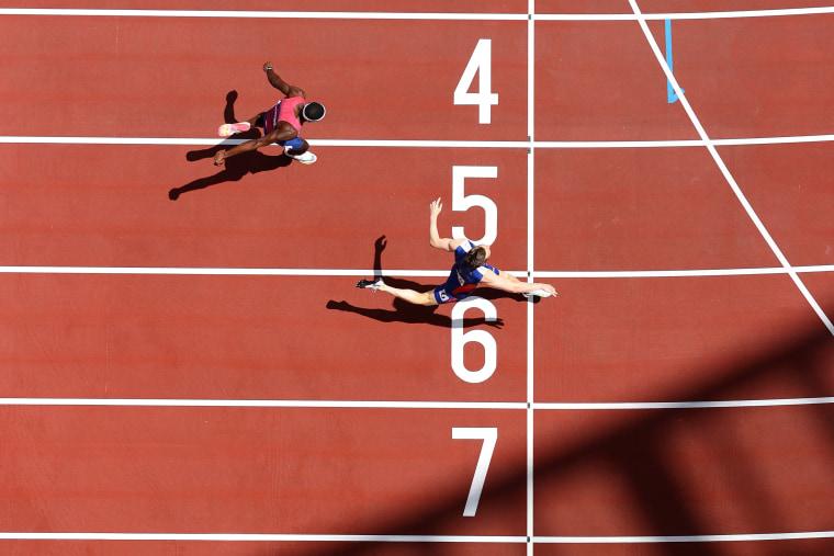 Image: ***BESTPIX*** Athletics - Olympics: Day 11