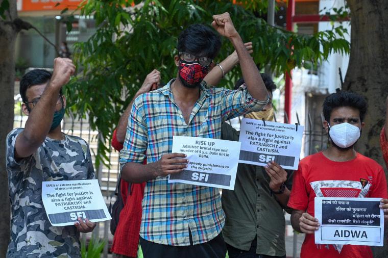 Image: New Delhi Protest