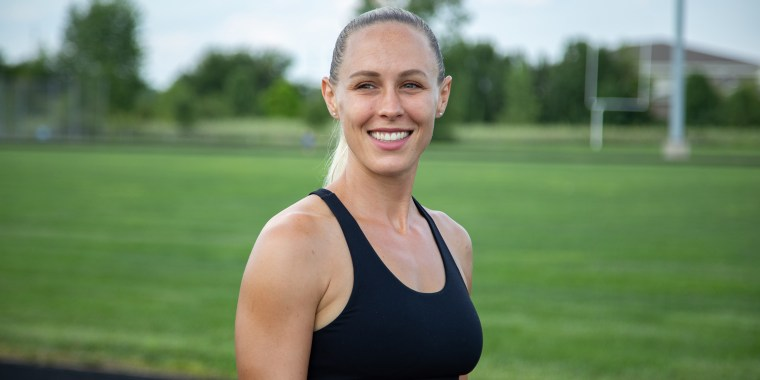 For Eliza Miron, running every day is as natural as brushing her teeth.