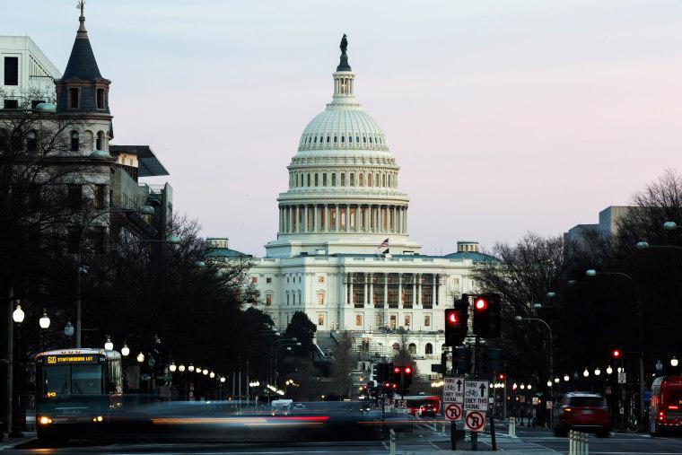 Image: U.S. Capitol exterior