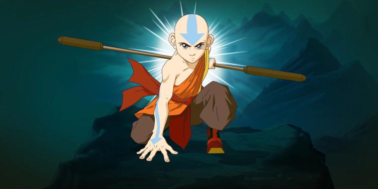 Avatar: The Last Airbender.