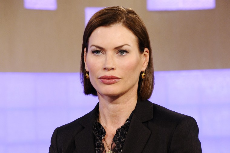 """Image: Carre Otis on the \""""Today\"""" show in 2011."""