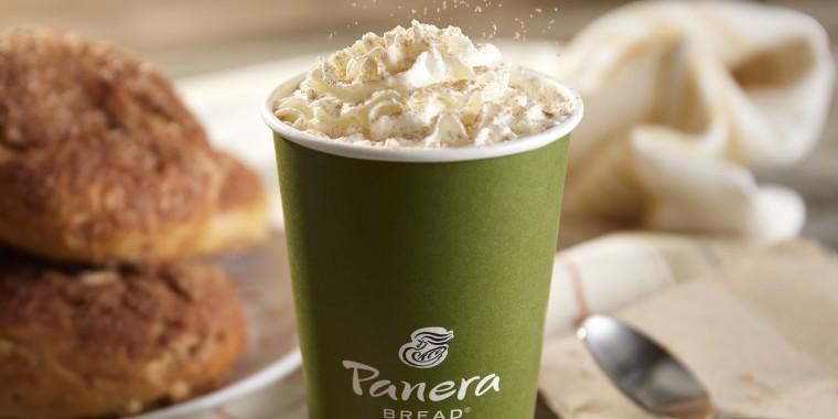 Panera's Cinnamon Crunch Latte is set to hit stores Sept 1.
