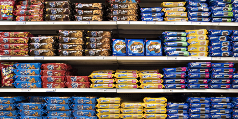 Workers at Nabisco facilities that bake and wrap Oreo and Chips Ahoy cookies have gone on strike in protest of proposed changes to work schedules and health care plans.