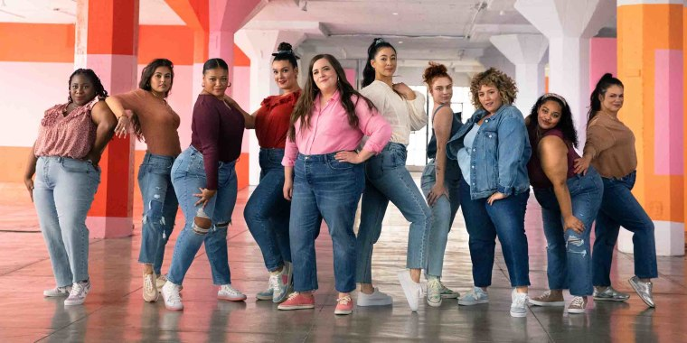 """""""Saturday Night Live"""" and """"Shrill"""" star Aidy Bryant will be featured in Old Navy's new """"BODEQUALITY"""" campaign."""