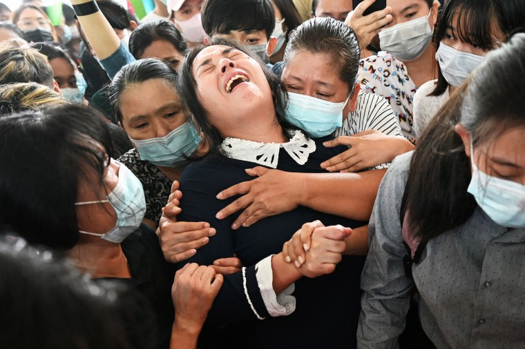 Image: BESTPIX - MYANMAR-POLITICS-MILITARY
