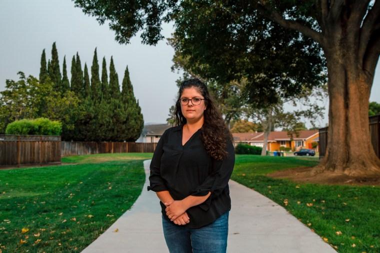 Madeleine Rivera in Fremont, Calif.