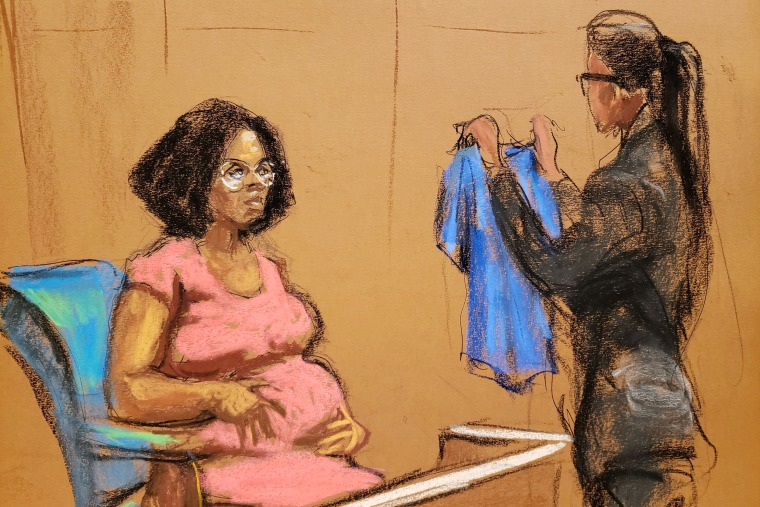 Image: R Kelly attends Brooklyn's Federal District Court during the start of his trial in New York