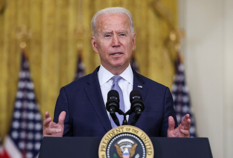 Image:  President Biden discusses administration efforts to lower drug prices in a speech at the White House in Washington