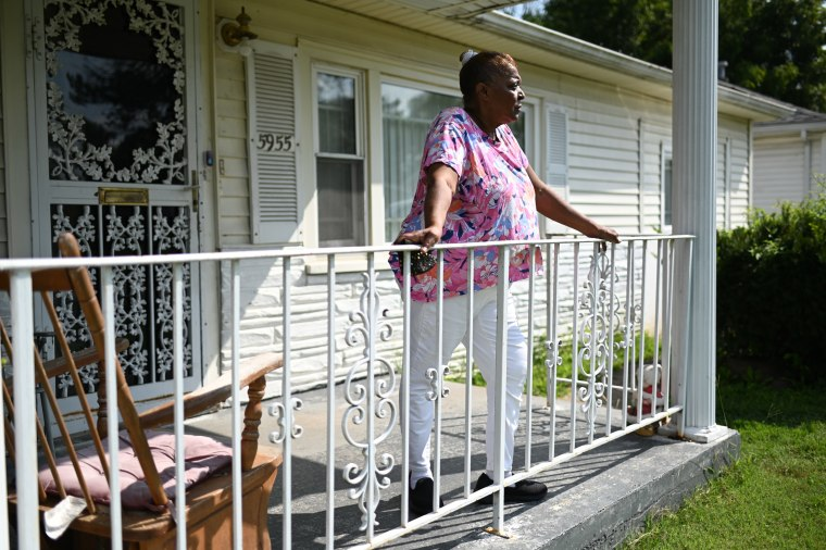 Sharon Smith and her family have struggled to live free from chronic sewage pollution.