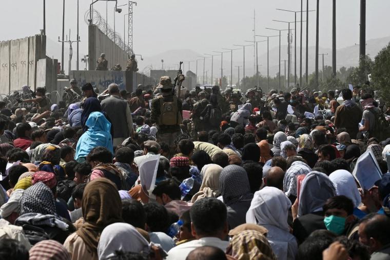 Image: TOPSHOT-AFGHANISTAN-CONFLICT