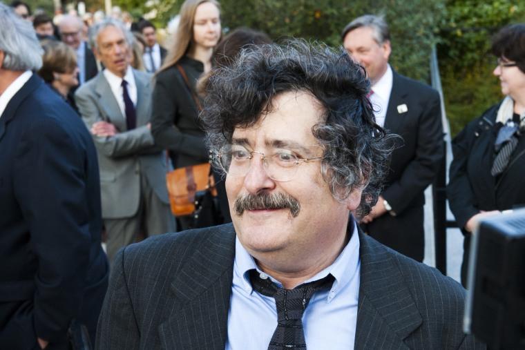 Gene Weingarten, columnist and humorist at The Washington Post, in Washington, D.C., in 2014.