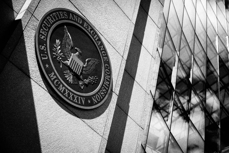 Image: The U.S. Securities and Exchange Commission (SEC) headquarters in Washington, D.C., on May 12, 2021.