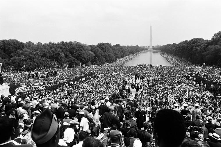 Image: March on Washington, 1963