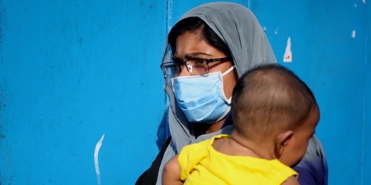 Coronavirus Emergency In Bangladesh