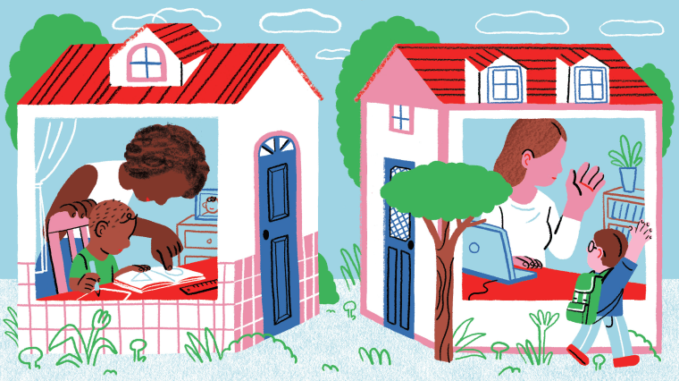 According to the National Home Education Research Institute, over the past 15 years more Black parents have decided to home-school their children.