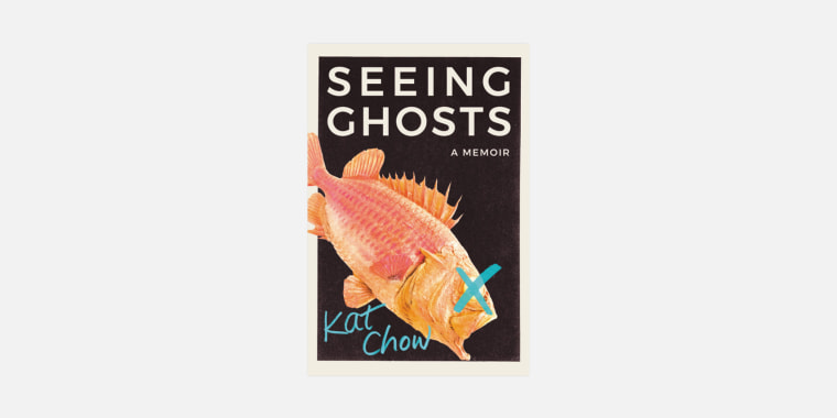 """Image: \""""Seeing Ghosts,\"""" by Kat Chow."""