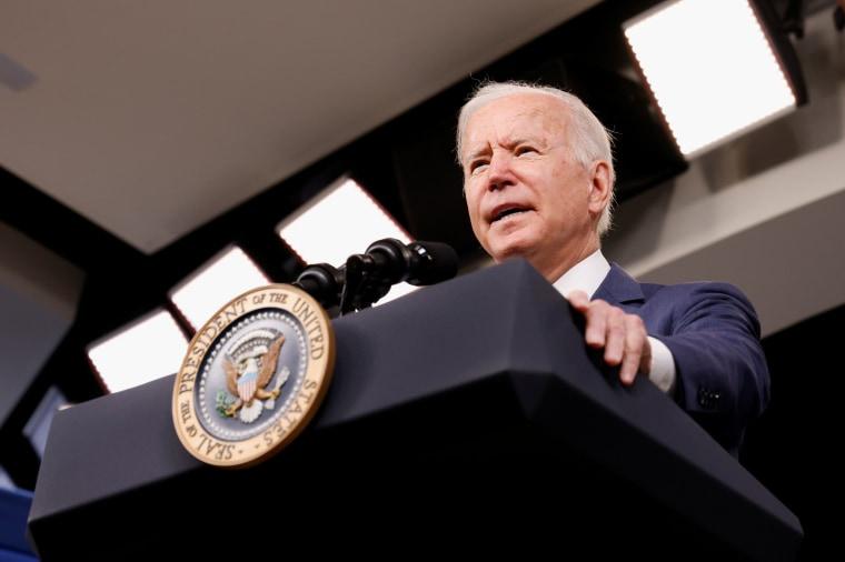Image: Biden delivers remarks on response to Hurricane Ida