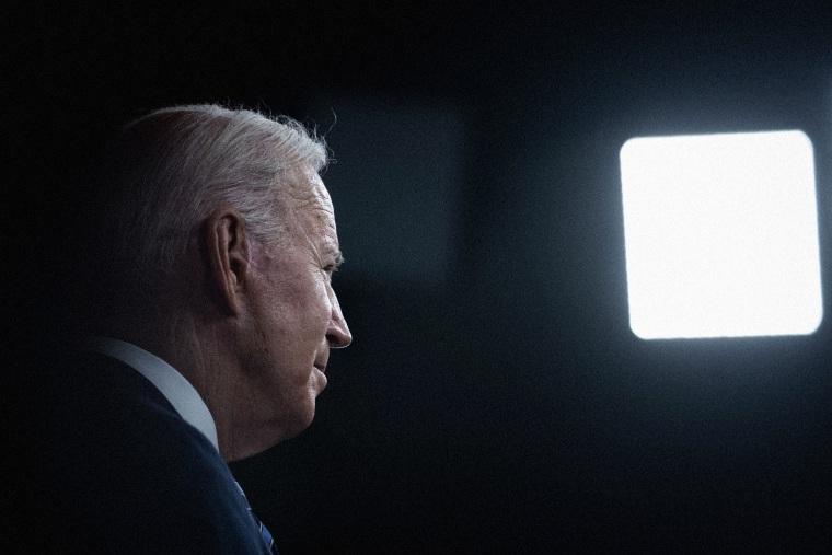 Image: President Joe Biden speaks in Washington on Sept. 2, 2021.