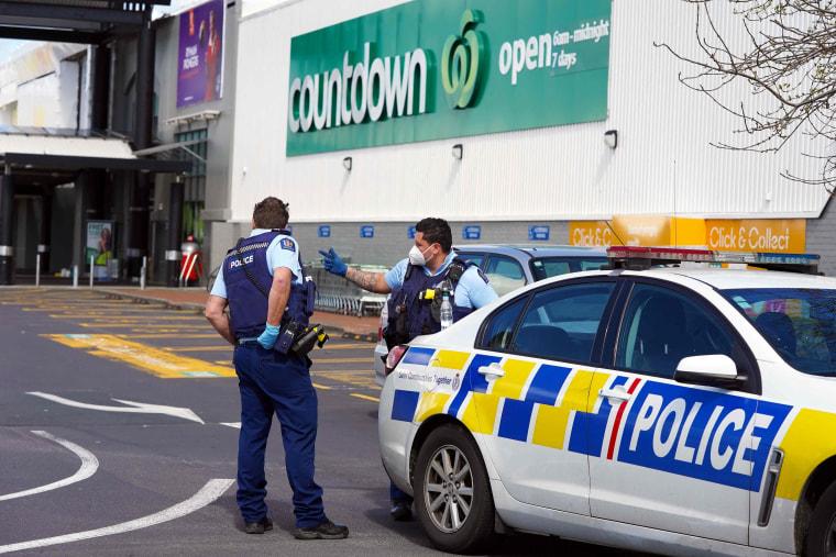 Image: NZEALAND-ATTACK