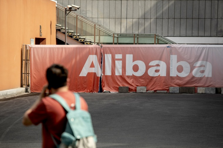 General Images of Alibaba Group Holding Ltd. Ahead of Fourth-Quarter Results
