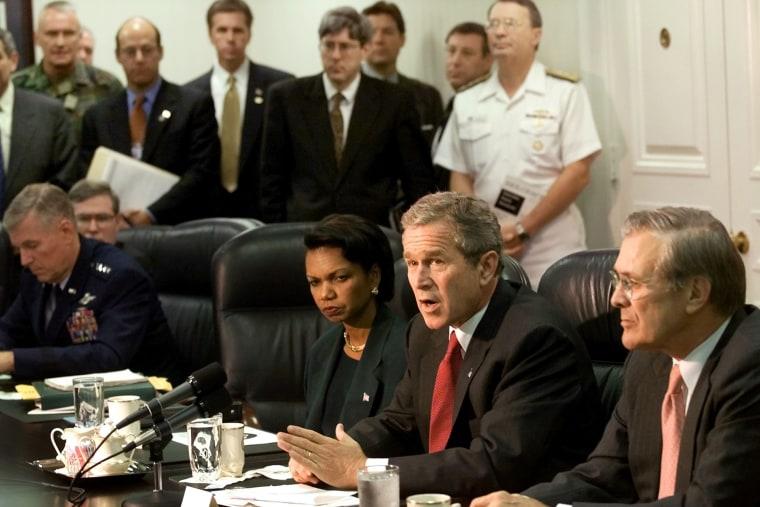 Imagen: George W. Bush