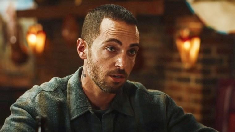 "Zach Avery in \""The Gateway\"" 2021."