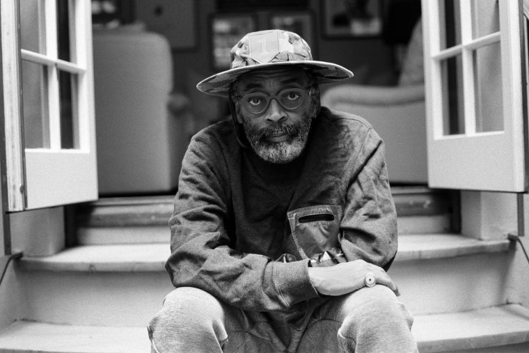 """For his his new four-part """"documentary essay """"NYC Epicenters,"""" Spike Lee constructs an oral history with over 200 interviews and archival footage."""