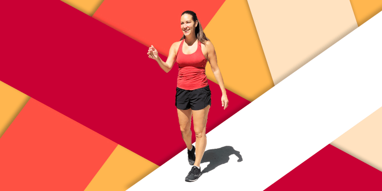 By mixing up your pace you can turn a walk into a HIIT workout.