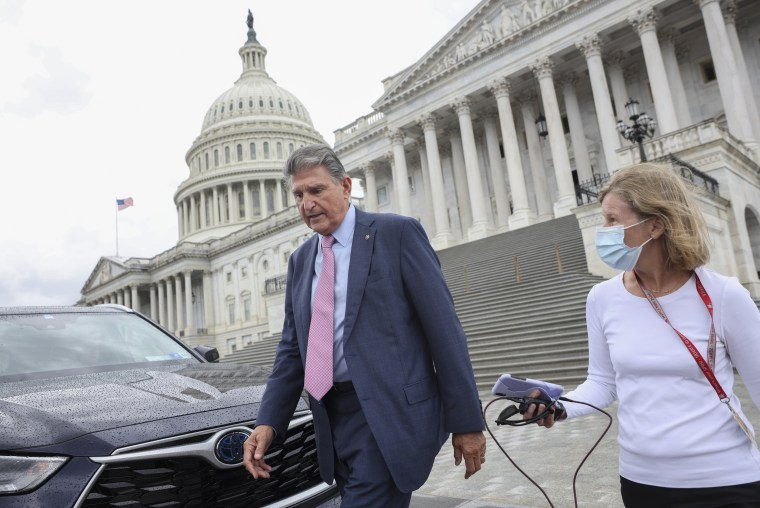Image: Congress Works On Domestic Agenda On Capitol Hill