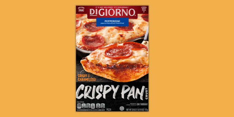 If you have this pizza in your freezer right now, you might want to check the label.