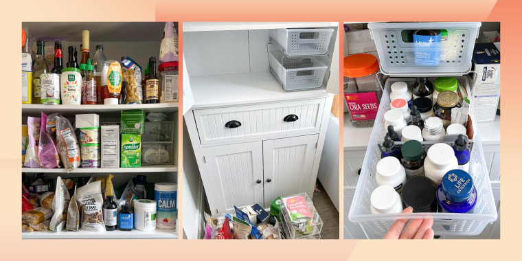 Writer Daley Quinn shows how to organize her selves with a Two-Tier Organizer