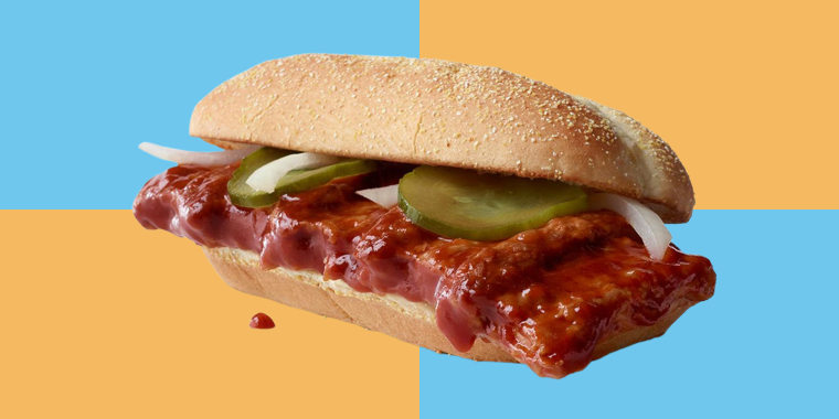 Mark your calendar for Nov. 1 when the McRib is returning for a limited time!